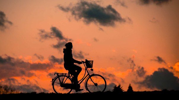 bicicleta-contraluz